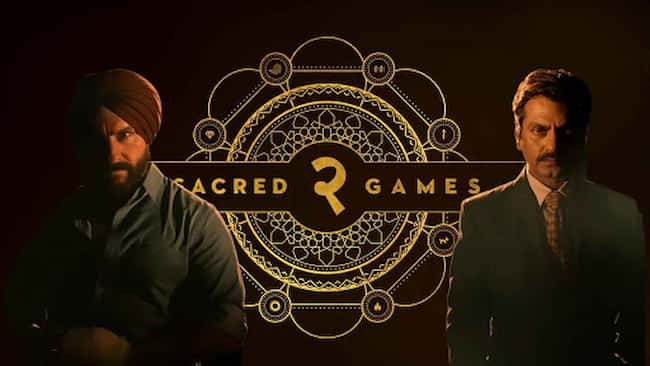 Index of Sacred Games