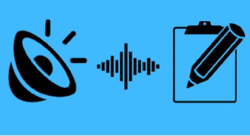 transcribe audio file