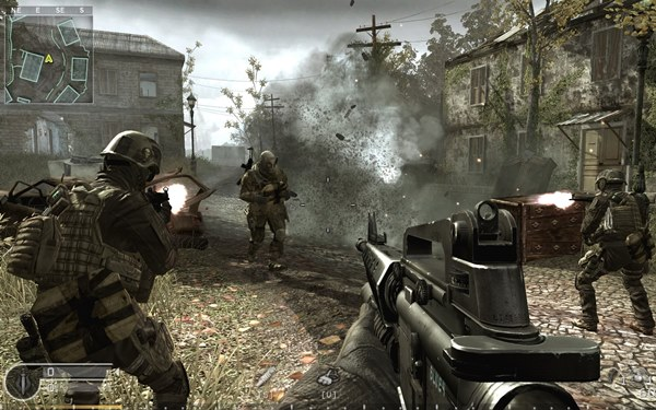 call of duty Torrent